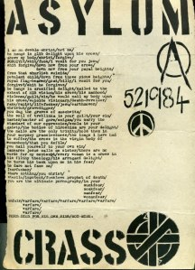 crass001.againstthesilence